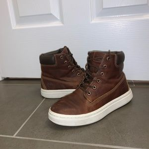 "Beautiful Leather Timberland boots 6"" Londyn"